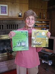 Author photo. Doris Burn/photo by Paul R. Wade