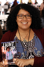 "Author photo. Author Kekla Magoon at the 2019 Texas Book Festival in Austin, Texas, United States. By Larry D. Moore, CC BY-SA 4.0, <a href=""https://commons.wikimedia.org/w/index.php?curid=83622654"" rel=""nofollow"" target=""_top"">https://commons.wikimedia.org/w/index.php?curid=83622654</a>"