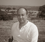 Author photo. From online page about one of his works