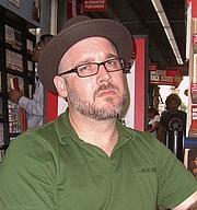 Author photo. Photo by Luigi Novi.