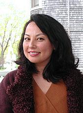 Author photo. Nora Okja Keller