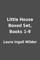 Little House Boxed Set, Books 1-9 by Laura…