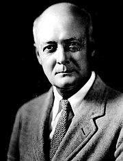 Author photo. Photo of Harold Hume, President of the University of Florida