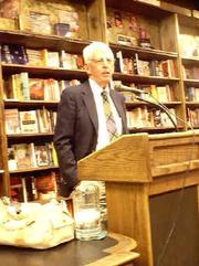 Author photo. (cc)2004, Michael Sauers