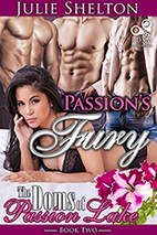 Passion's Fury (The Doms of Passion…