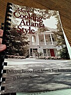 My Cooking Atlanta Style by Margaret Norman