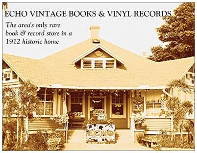 Echo Vintage Books Amp Vinyl In Fort Myers Fl