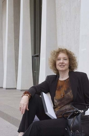 Author photo. Prof. Viviana A. Zelizer (photo courtesy of Princeton University)