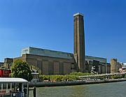 Author photo. Tate Modern