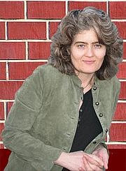 Author photo. Leigh Hope Wood