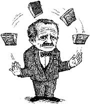 "Author photo. Illustration: <a href=""http://www.hughillustration.com/""> Hugh D'Andrade </a>"