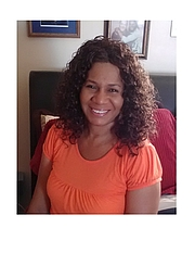 Author photo. Jewel Adams