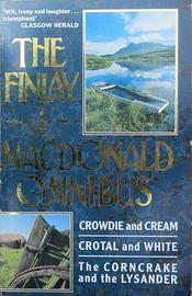 The Finlay J Macdonald Omnibus cover