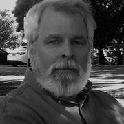 Author photo. Jeffrey A. Carver