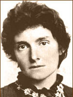 Author photo. Edith Nesbit