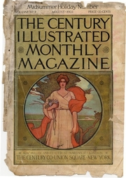 "Author photo. Magazine cover: Century Magazine, August, 1903 By Staff of Century Magazine - The Century, Public Domain, <a href=""https://commons.wikimedia.org/w/index.php?curid=3092072"" rel=""nofollow"" target=""_top"">https://commons.wikimedia.org/w/index.php?curid=3092072</a>"