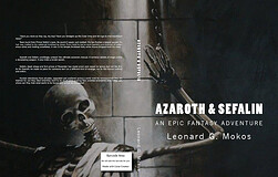 Member giveaways librarything azaroth sefalin by leonard g mokos acme this book is an ebook fandeluxe Image collections
