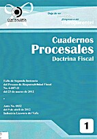 Cuadernos procesales Doctrina fiscal by…