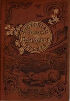 Pictorial records of remarkable events in…