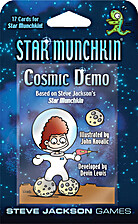 Star Munchkin Cosmic Demo by Devin Lewis