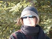 Author photo. Deb Vanasse