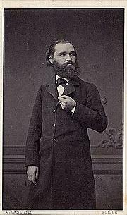 Author photo. Wilhelm Lübke