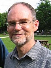 Author photo. Doug Bennet