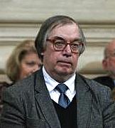 Author photo. Jean-Louis Chrétien