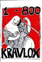 1-800 Kravlox by Isabel Reidy