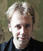 Author photo. Ingmar Heytze - Photo: © Anouk Prins