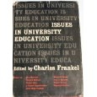 Issues in University Education: Essays by…