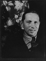 Author photo. Credit: Carl Van Vechten, 1933<br> (Carl Van Vechten Collection,<br>LoC Prints and Photographs Division, <br>LOT 12735, no. 155)