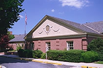 Chevy Chase Library Montgomery County Public Libraries Md