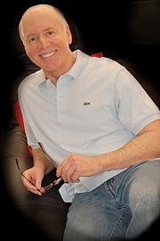 Author photo. Harry Margulies, Author