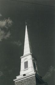Author photo. Trinity United Methodist Church, Tallahassee, Florida. Photo by user crownjewel82 / Flickr.