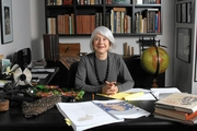 Author photo. Patricia Rieff Anawalt (1924–2015)