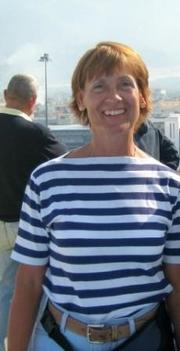 Author photo. Erla Zwingle