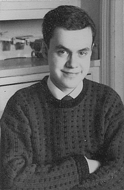 Author photo. Photo of Dalby, aged about 18, taken by his father, Tom, a keen amateur photographer and given to my mother. The Dalby family were her neighbours.