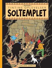 Tintins oplevelser: Soltemplet by Hergé