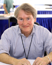 Author photo. Author Ben Fountain at the 2018 Texas Book Festival in Austin, Texas, United States. By Larry D. Moore, CC BY-SA 4.0, <a href=&quot;https://commons.wikimedia.org/w/index.php?curid=74330238&quot; rel=&quot;nofollow&quot; target=&quot;_top&quot;>https://commons.wikimedia.org/w/index.php?curid=74330238</a>