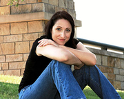 Author photo. THE BIG THRILL
