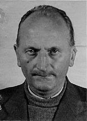 Author photo. Hermann Joseph Giskes, 1945