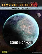Touring the Stars: Bone-Norman by Aaron…