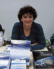 Author photo. La navigatrice française Isabelle Autissier au 19ème Festival international de géographie de Saint-Dié-des-Vosges (France) - 5 octobre 2008