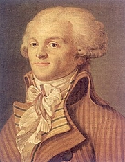 Author photo. Anonymous Portrait of Maximilien Robespierre c. 1793. From <a href=&quot;http://en.wikipedia.org/wiki/Image:Robespierre.jpg&quot;>Wikipedia</a>
