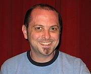 Author photo. Picture taken at X Xornaes de Cómic d'Avilés.