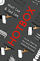 Hotbox: Inside Catering, the Food World's…