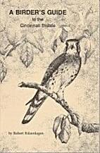 A Birder's Guide to the Cincinnati Tristate…