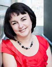 Author photo. Louisa George
