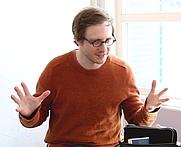 Author photo. Philip Goff